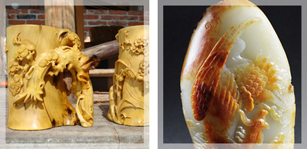 彫刻工芸品