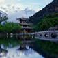 世界遺産 麗江玉泉公園