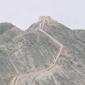 世界遺産 甘粛-嘉峪関-懸壁長城