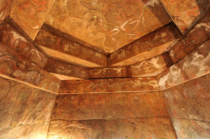 高句麗王城、王陵及び貴族の古墳