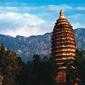 世界遺産 少林寺-嵩山塔林