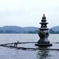 世界遺産 杭州西湖三潭印月