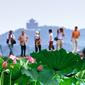 世界遺産 西湖の四季