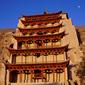 世界遺産 敦煌-莫高窟