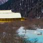 世界遺産 黄龍-黄龍寺