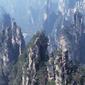 世界遺産 張家界-天子山