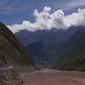 世界遺産 麗江-虎跳峡