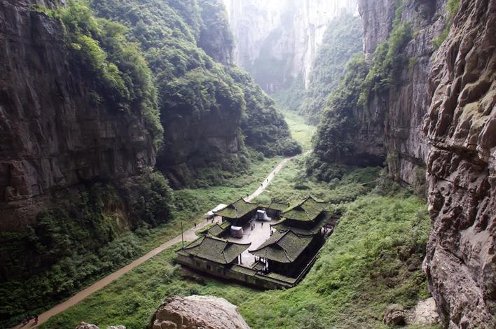 中国南方カルスト