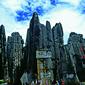 世界遺産 昆明石林