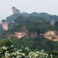 世界遺産 広東-丹霞山風景