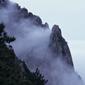 世界遺産 黄山-蓮花峰