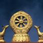 世界遺産 大昭寺-法輪