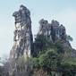 桂林-七星公園-ラクダ山