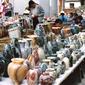 大理石工芸品市場