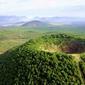 騰冲の火山