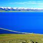 ナムツォ湖