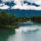 林芝-尼洋河風景