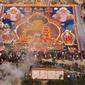 ラサ-デフン寺シェトン祭「晒仏」