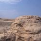 寧夏-銀川-西夏王陵の遺跡