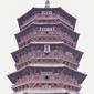 応県-木塔