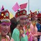 ホロンバイル-呼和諾爾草原「モンゴル族」