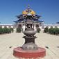 伊克昭-チンギスハン陵墓