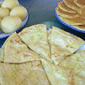 長白山とうもろこしで作った料理