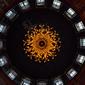 ハルピン-聖ソフィア大聖堂天井