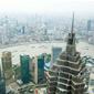 上海環球金融センターからの眺め