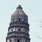 蘇州-虎丘の斜塔