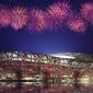 北京オリンピックメインスタジアム「鳥の巣」