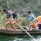 神農渓の水夫