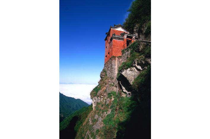 武当山の古代建築物群